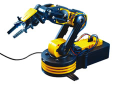 Maplin Robotic Arm Kit with USB PC Interface